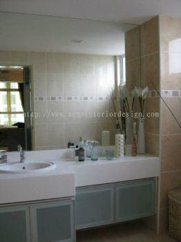 Condominium Wash Room Design