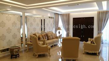 Formal Living Hall