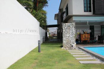 Damansara Jaya Bungalow Side View