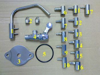 Stainless Steel & Superthin Replacement Parts