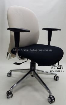 9337LB LOW BACK CHAIR