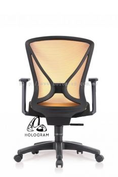 HOL-POLO 1 MEDIUM BACK CHAIR
