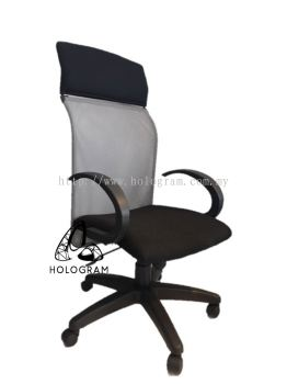 KHAAN HB HIGH BACK CHAIR