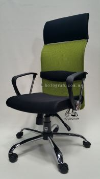 KHAAN_HB HIGH BACK CHAIR
