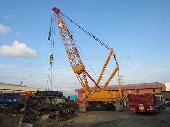 250 Ton Crawler Crane