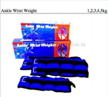 Ankle Wrist weight 1kg 2kg 3kg 4kg 5kg