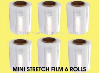 Stretch Film Roll (Box Wrap-Mini)