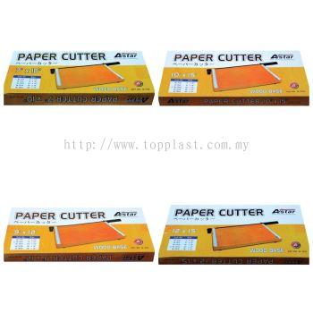 Paper Cutter Wood