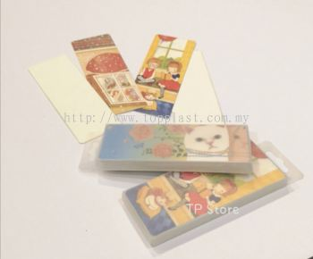 Bookmark or Greetings Card