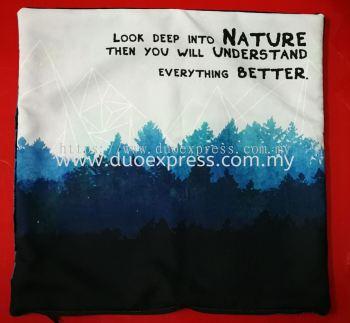 Custom Pillow Case - Cushion Cover