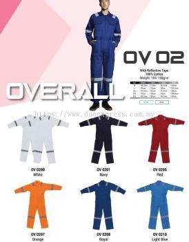 OV02 Factory Overall
