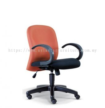 CONFI MINI LOW BACK CHAIR WITH POLYPROPYLENE BASE ASE 2003