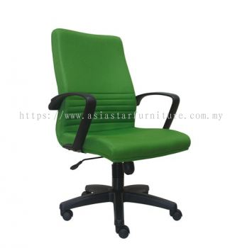DEMO MEDIUM BACK CHAIR WITH POLYPROPYLENE BASE ASE 212