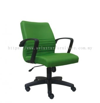 DEMO LOW BACK CHAIR WITH POLYPROPYLENE BASE ASE 213