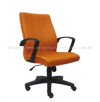 LINER MEDIUM BACK CHAIR WITH POLYPROPYLENE BASE ASE 242