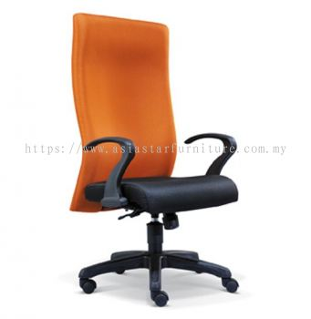 MERIT HIGH BACK CHAIR WITH POLYPROPYLENE BASE ASE2051