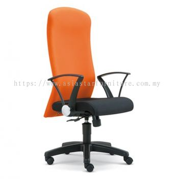 MOST HIGH BACK CHAIR WITH POLYPROPYLENE BASE ASE2281