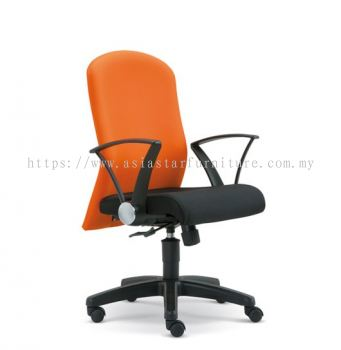 MOST LOW BACK CHAIR WITH POLYPROPYLENE BASE ASE2283
