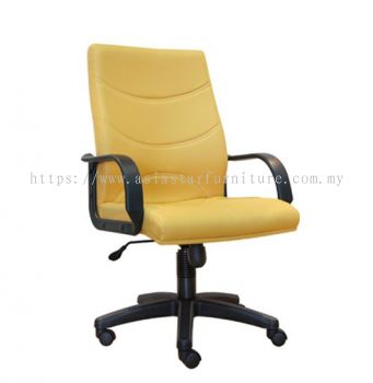 REFORM MEDIUM BACK CHAIR WITH POLYPROPYLENE BASE ASE 3002