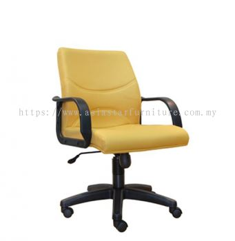 REFORM LOW BACK CHAIR WITH POLYPROPYLENE BASE ASE 3003