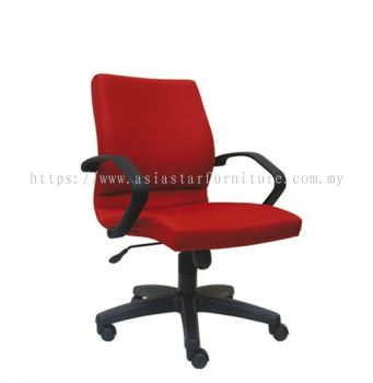 VIPSA LOW BACK CHAIR WITH POLYPROPYLENE BASE ASE 172