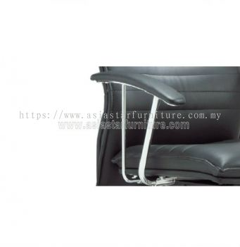 FORCE SPECIFICATION - THE HANDSOMELY CURVED ARMREST WITH PADDLE ENSURING ARM SUPPORT COMFORT