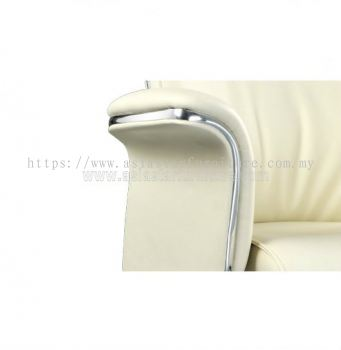 LEADER SPECIFICATION - THAN HANDSOMELY CURVE ARMREST WITH PADDLE ENSURING COMFORT