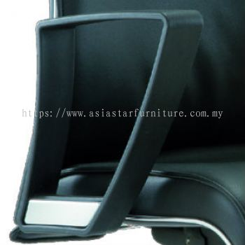 VICTO SPECIFICATION - LOOP TYPE PP ARMREST IN CHROME FINISH FOR ULTIMATE COMFORT