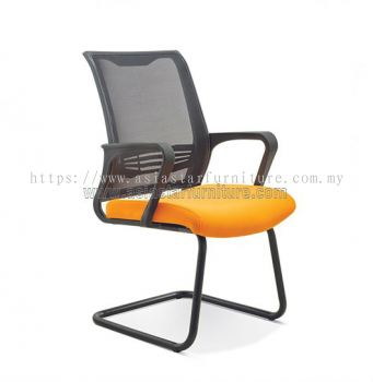 BEGIN LOW BACK MESH VISITOR CHAIR ASE2723