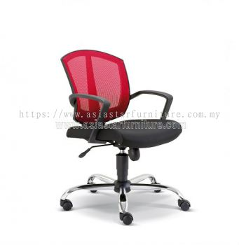 IMPROVE LOW BACK MESH CHAIR ASE 2561