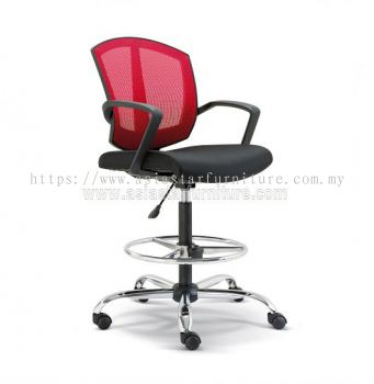 IMPROVE DRAFTING CHAIR C/W ARMREST ASE 2565