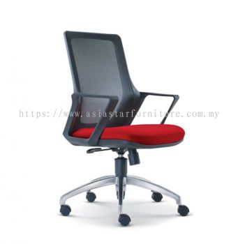 REAL MESH CHAIR WITH ROCKET BASE ASE2691
