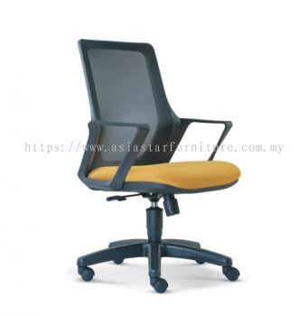 REAL MESH CHAIR WITH PP BASE ASE2694