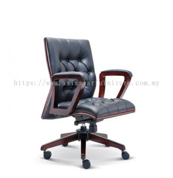 DUTY WOODEN LOW BACK CHAIR ASE2323