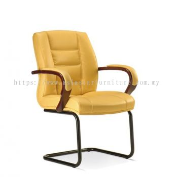 VERO WOODEN VISITOR CHAIR ASE1034