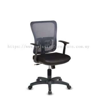 SKOGEN LOW BACK MESH CHAIR WITH PP BASE SG-P2