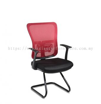 SKOGEN VISITOR MESH CHAIR WITH EPOXY BASE SG-P3