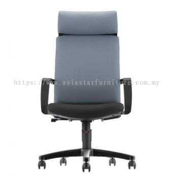 FITS EXECUTIVE HIGH BACK CHAIR C/W POLYPROPYLENE BASE AFT 5710F