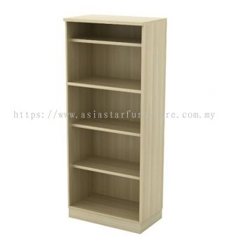 Q-00 718 OPEN SHELF MEDIUM CABINET
