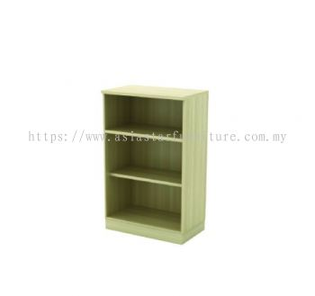Q-OO 712 OPEN SHELF MEDIUM CABINET