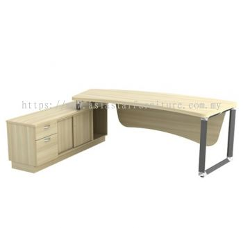 Q-OXL 2462 DIRECTOR TABLE SET (Table Top 41THK)