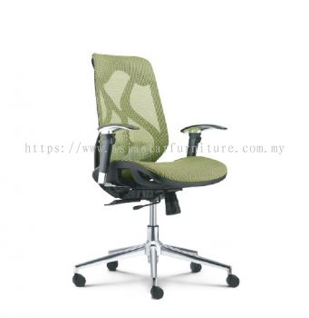 RAINBOW 2B MEDIUM BACK FULL MESH CHAIR