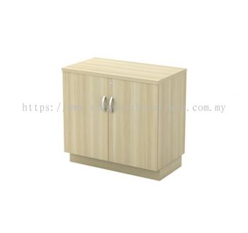 Q-OO 775 OPEN SHELF LOW CABINET