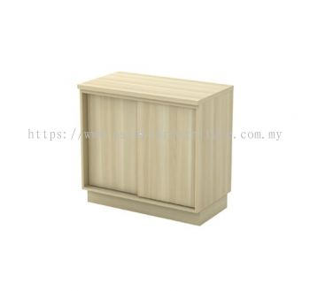 Q-OS 775 SLIDING DOOR LOW CABINET