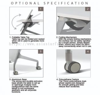 STRANDER SPECIFICATION 1