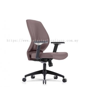 SENSE 3 LOW BACK CHAIR WITH NYLON ROCKET BASE LB-C 05