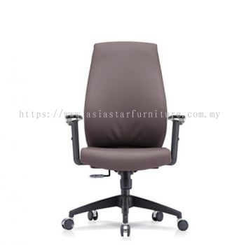 SENSE 3 MEDIUM BACK CHAIR WITH NYLON ROCKET BASE MB-C 04