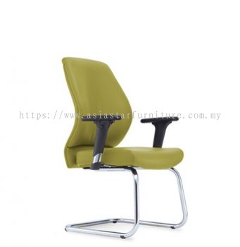 SENSE 4 VISITOR CHAIR WITH CHROME CANTILEVER BASE VA-C 06