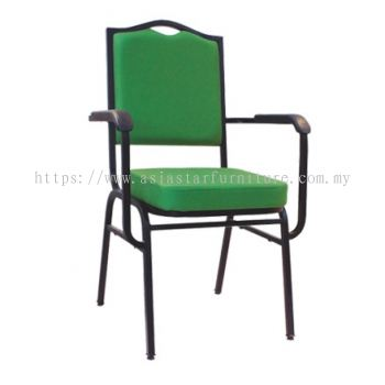 BANQUET CHAIR 8 WITH ARMREST