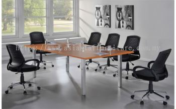 D 628 RECTANGULAR CONFERENCE TABLE